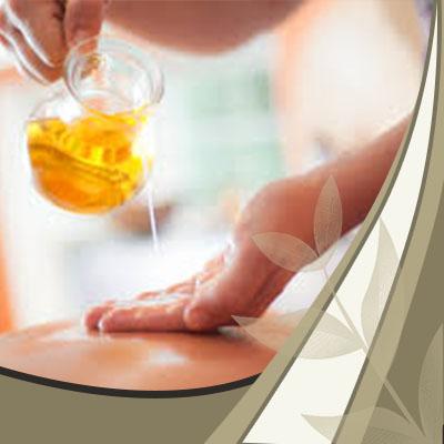 Abhyangam-Medicated Oil Massage